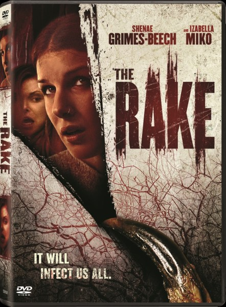 The Rake Movie Poster