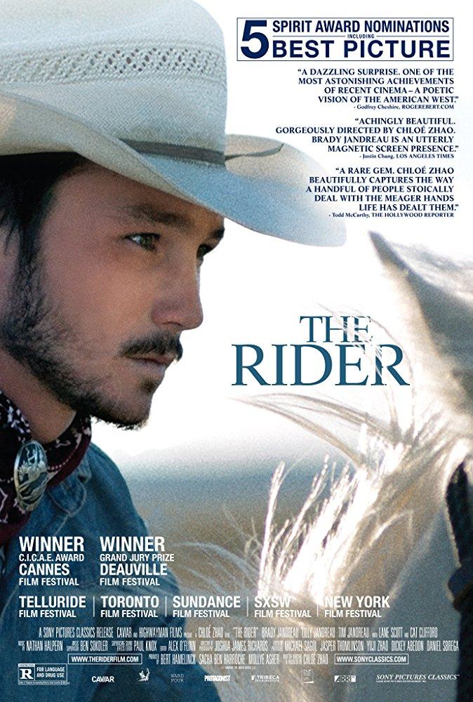 Hasil gambar untuk The Rider poster