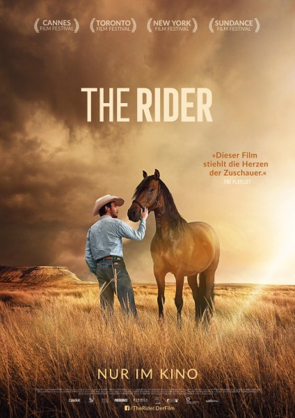 The Rider new poster from Germany