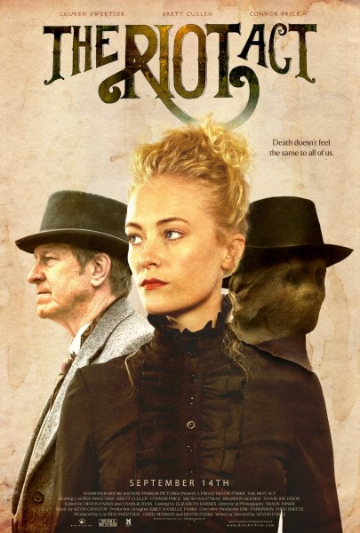 The Riot Act Movie Poster