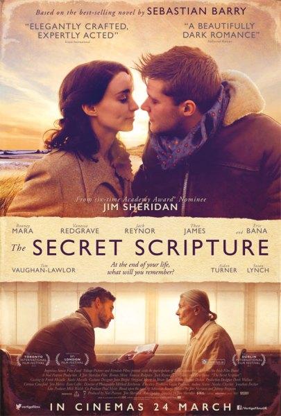 The Secret Scripture UK Poster