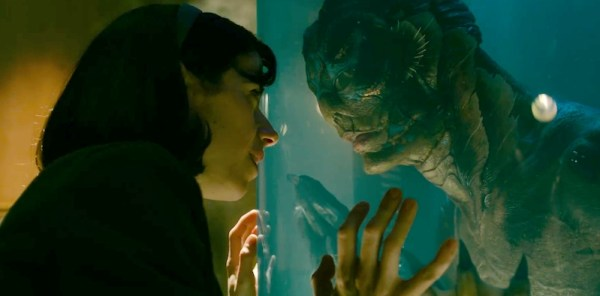 The Shape Of Water Film