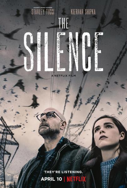 The Silence Netflix Poster