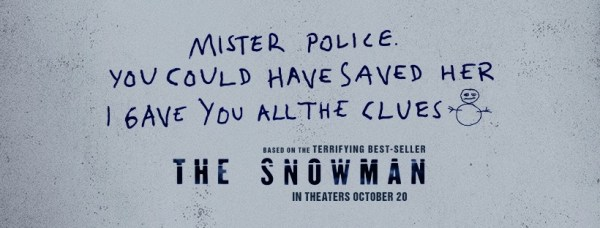 The Snowman Movie