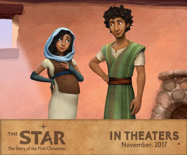The Star Movie - Mary And Joseph