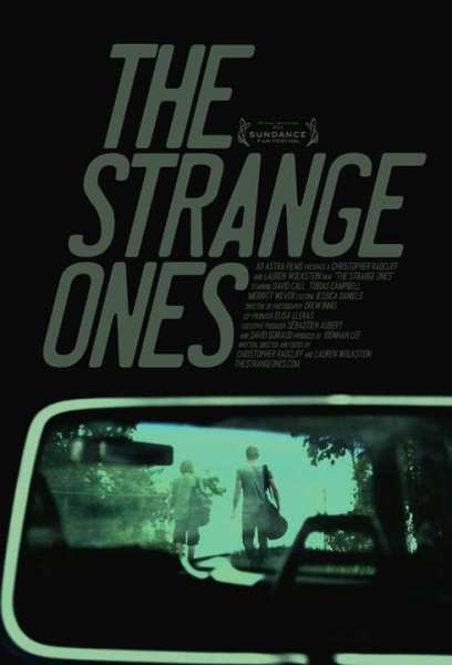 The Strange Ones Movie Poster