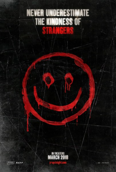 The Strangers 2 Movie The Strangers Prey At Night Movie Poster