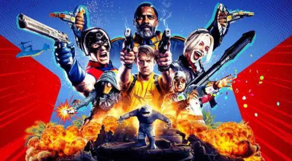 The Suicide Squad Movie 2021