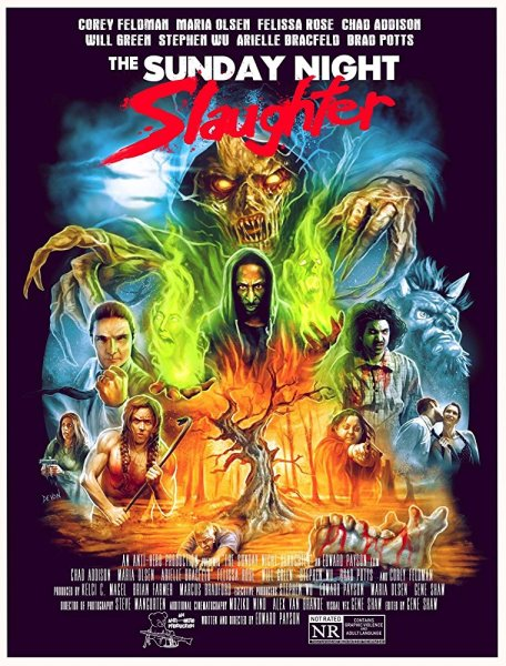 The Sunday Night Slaughter Movie Poster