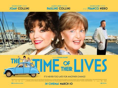 The Time Of Their Lives Banner Poster