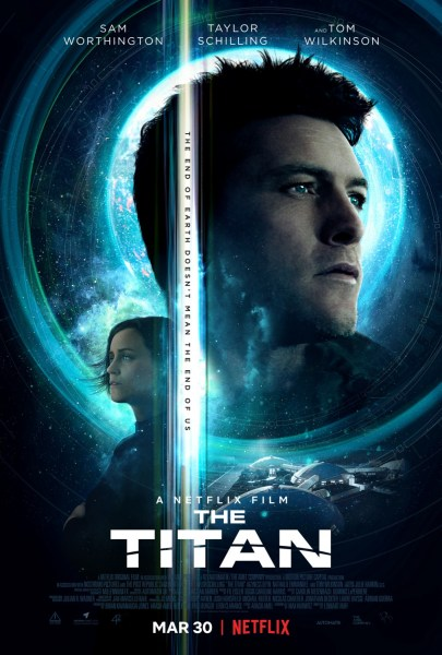 The Titan New Film Poster