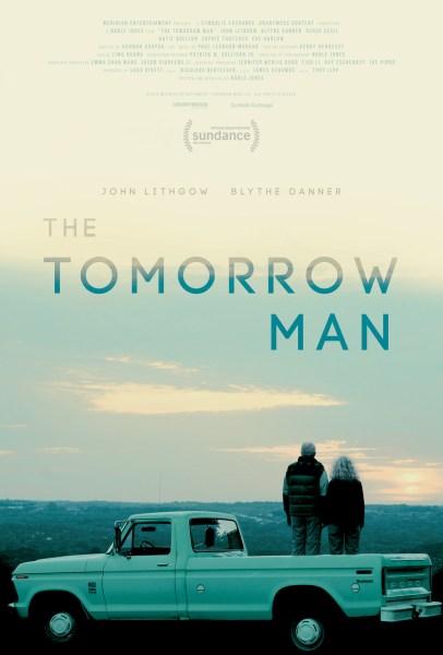 The Tomorrow Man Movie Poster