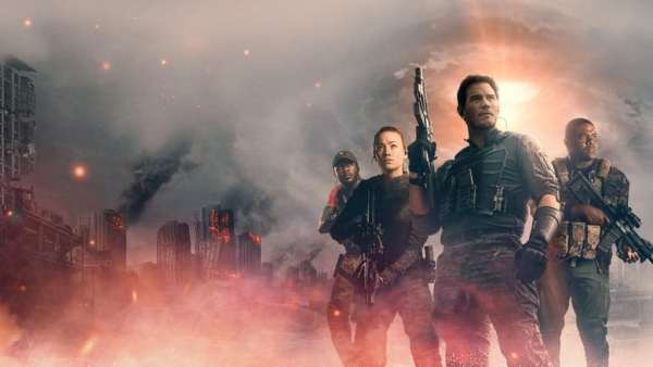 The Tomorrow War Movie (2021)