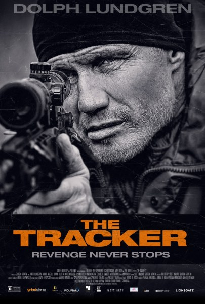 The Tracker Movie Poster