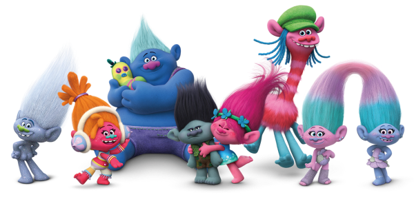 Trolls 2 movie - Trolls Sequel