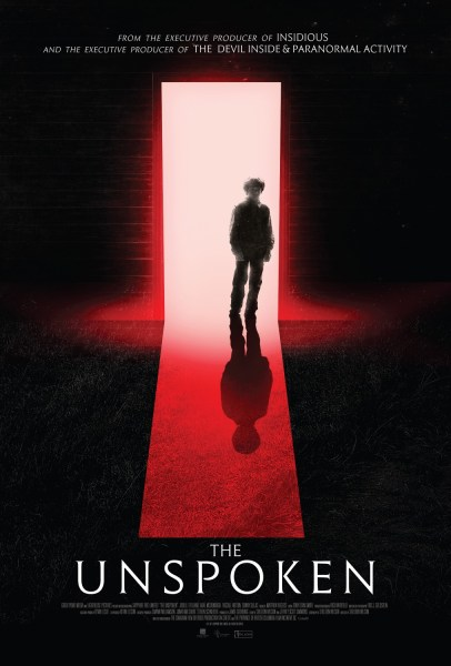 The Unspoken New Poster