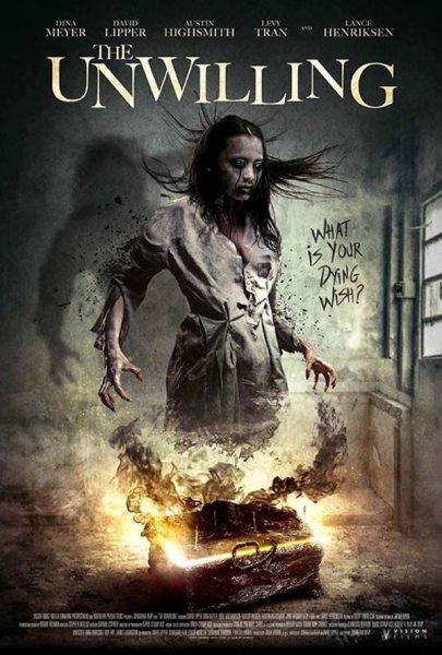 The Unwilling New Poster