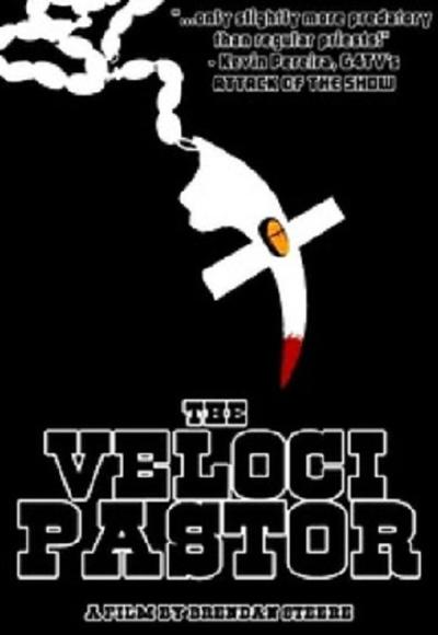 The VelociPastor Movie Poster