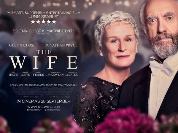 The Wife UK Poster