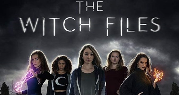 The Witch Files Movie