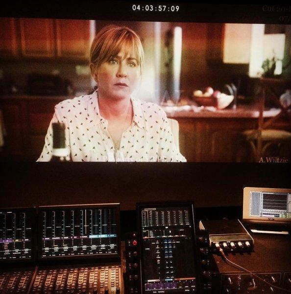 The Yellow Birds Movie Editing Room