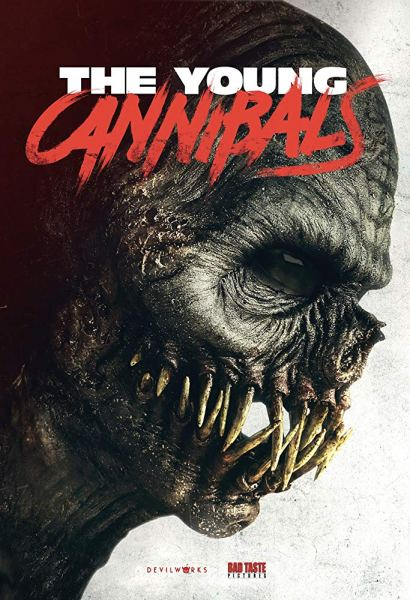 The Young Cannibals Movie Poster