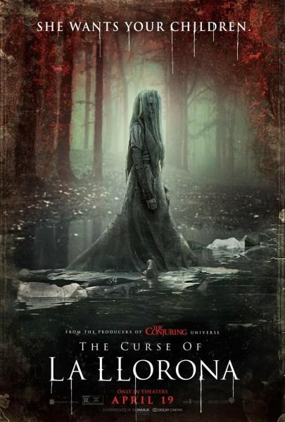 The Curse Of La Llorona New Poster