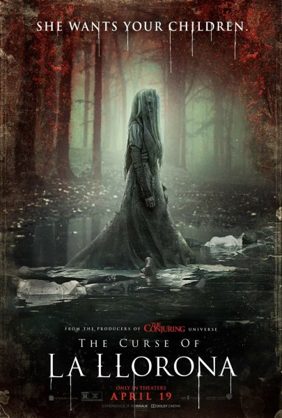 The Curse Of La Llorona New Poster