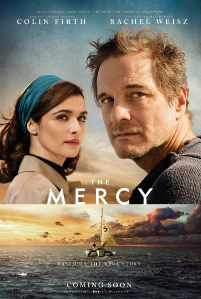 Ther Mercy Movie Poster