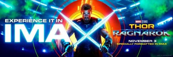 Thor 3 IMAX Banner