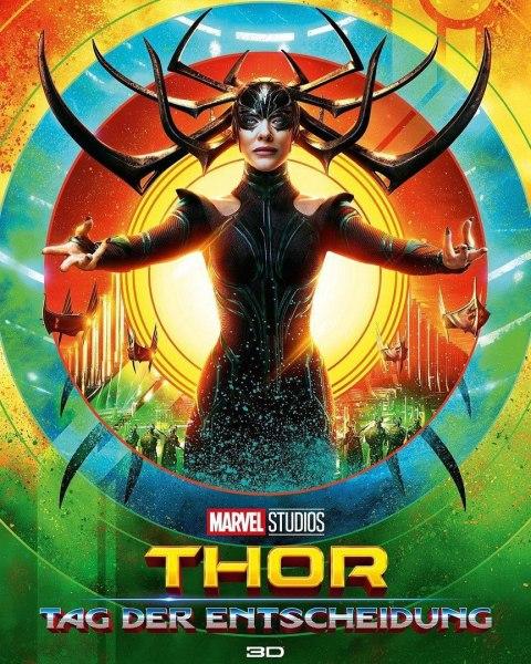 Thor Hella Poster
