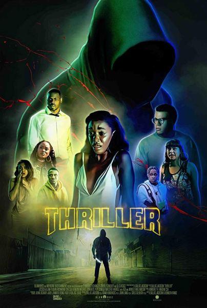 Thriller Movie Poster