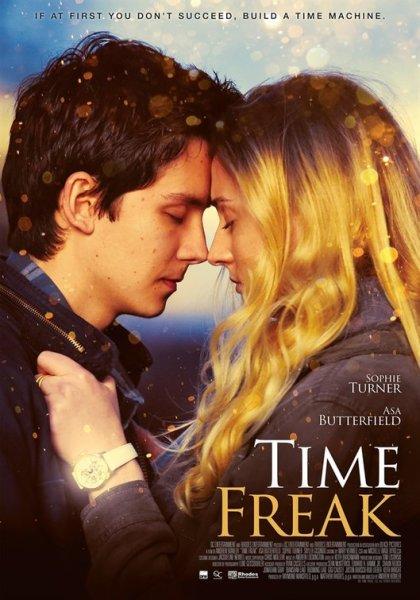 Time Freak Movie Poster