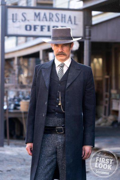 Timothy Olyphant - Deadwood movie