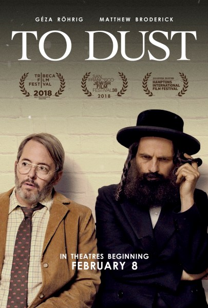 To Dust Movie Poster