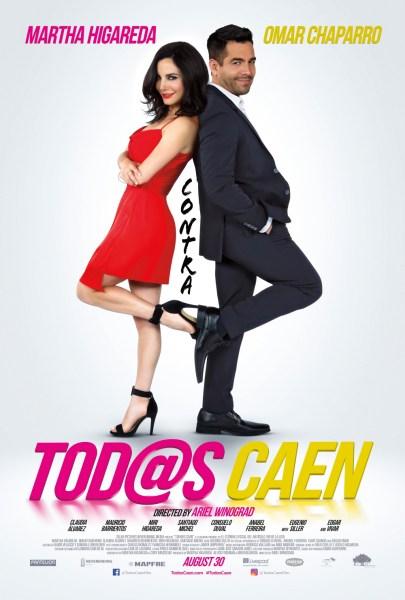 Todos Caen Poster