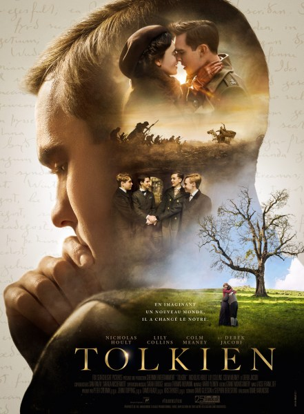 Tolkien French Poster