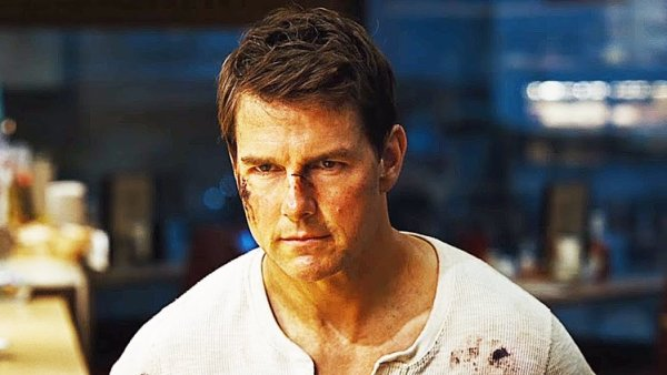Tom Cruise Jack Reacher Never Go Back October 2016 Movie