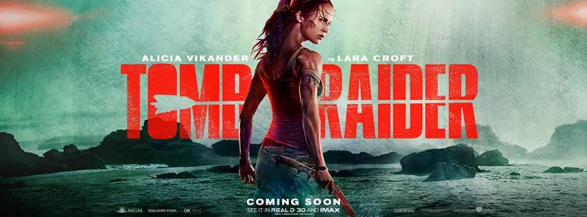Tomb Raider Teaser Trailer