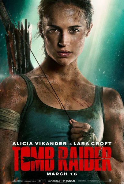 Tomb Raider New Poster