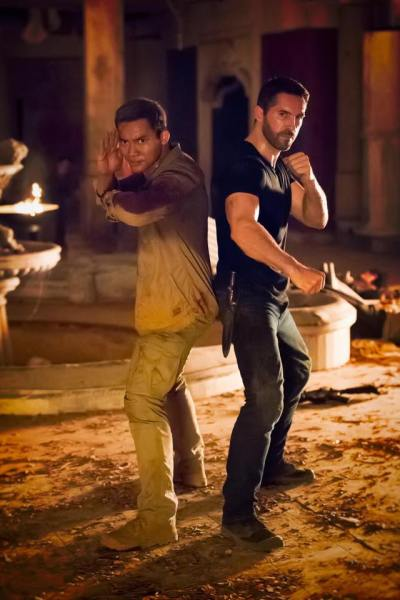 Tony Jaa And Scott Adkins - Triple Threat Movie