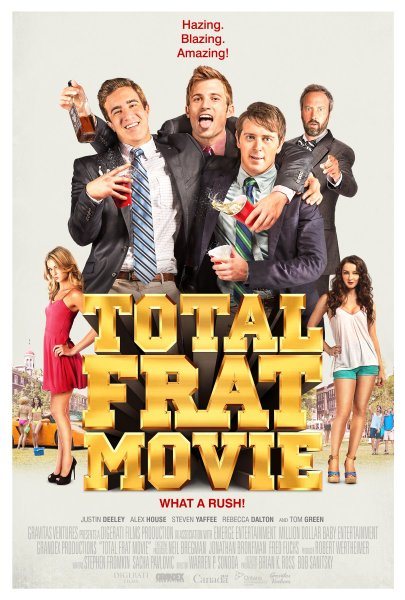 Total Frat Movie Poster