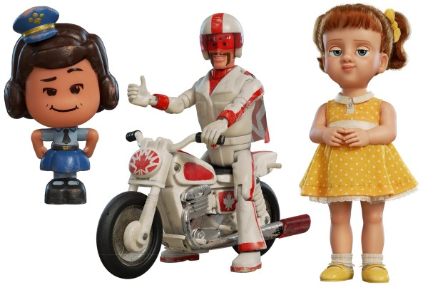 Toy Story 4 New Characters