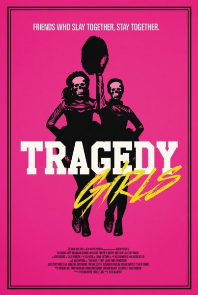 Tragedy Girls Movie Poster