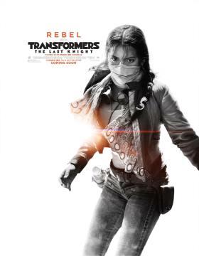 Transformers The Last Knight - Rebel