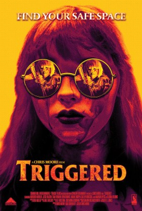 Triggered Movie Poster