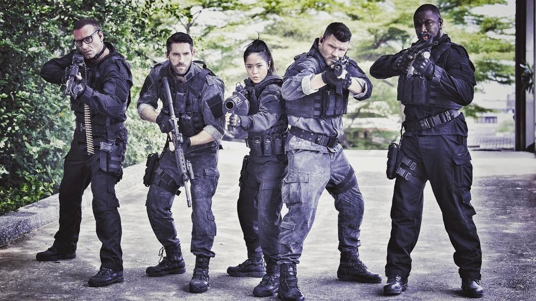 Triple Threat Movie : Teaser Trailer