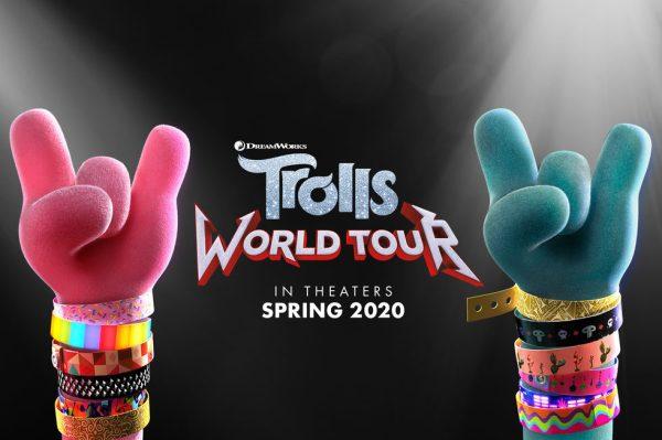 Trolls 2 World Tour Movie