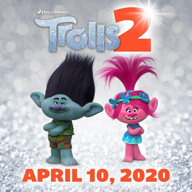 Trolls 2 Teaser Trailer