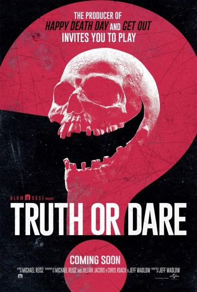 Truth Or Dare New Film Poster